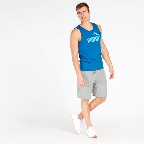 Camiseta Tirantes Puma Hombre Azul Oscuro