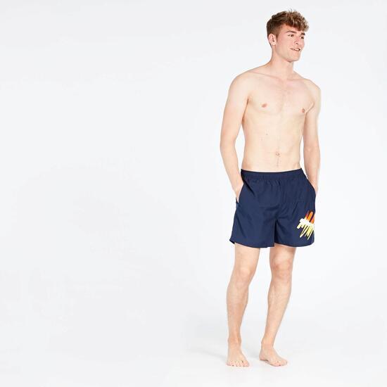 Bañador Puma Azul Hombre