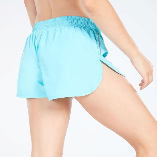 Pantalón Corto Celeste Mujer Ipso