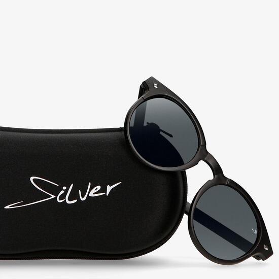 Gafas Sol Silver Negro