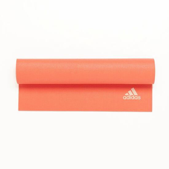 ADIDAS Colchoneta Yoga 4 mm Rojo