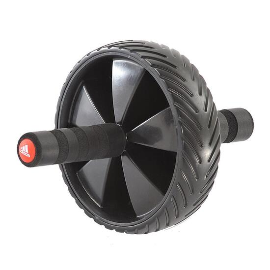 adidas Ab Wheel Rueda Abdominal Negro