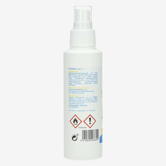 Spray Repelente Insectos Brevia