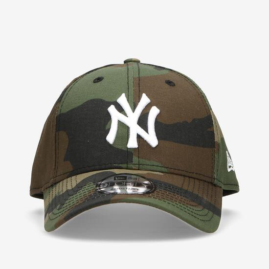 Gorra Mlb Ny Yankees New Era - VERDE  99eb3eacf1a