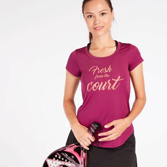 Camiseta Tenis Fila Performance