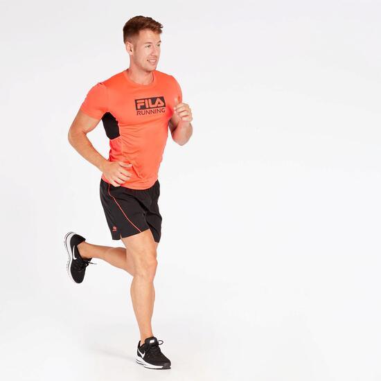Camiseta Running Hombre Fila