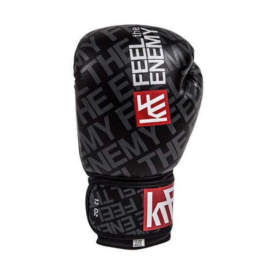 Guante Boxeo KRF Airtec Negro
