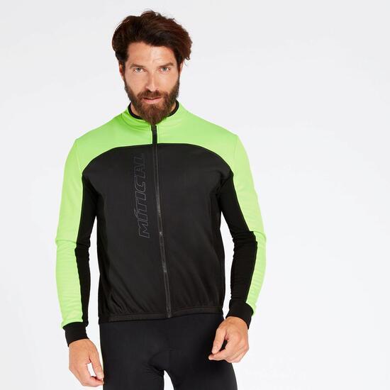 Chaqueta Ciclismo Verde Mitical Bronce