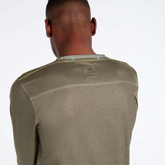 Camiseta Silver Wild Kaki