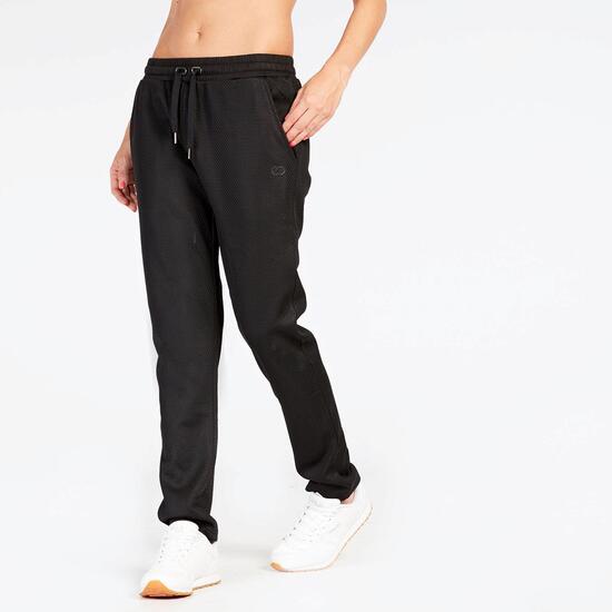 Pantalón Largo Negro Silver