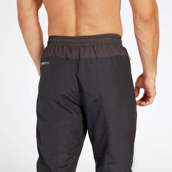Pantalón Largo Negro Hombre