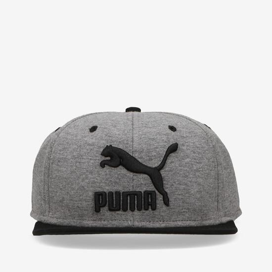 Gorra Plana Puma Snapback Gris - GRIS  f52bde0b147