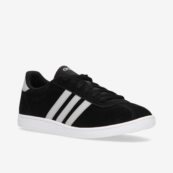 Zapatillas adidas Court Casual Negras