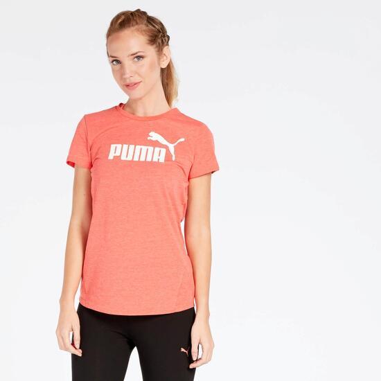 Camiseta Puma Naranja