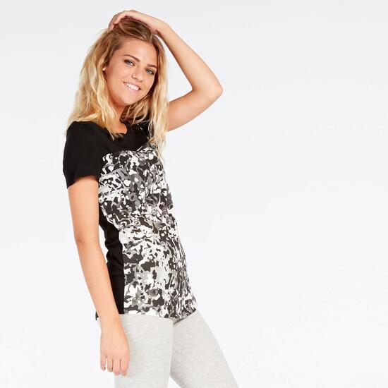 Camiseta Estampada Puma Energized Mujer