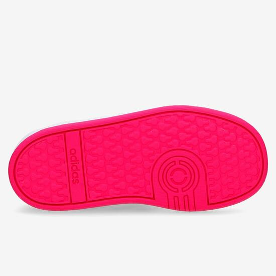 Zapatillas adidas Hoops Blanco Niña (28-35)