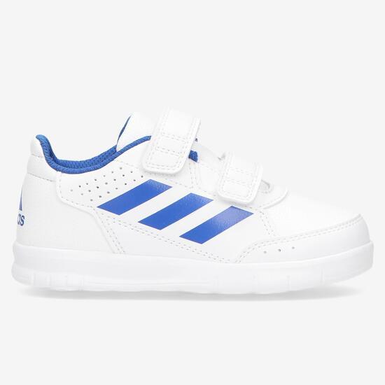 Zapatillas adidas Velcros Blanco Niño (20-27)