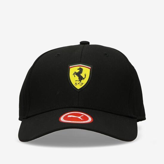 66b04ce282ef3 Gorra Ferrari Puma - NEGRO