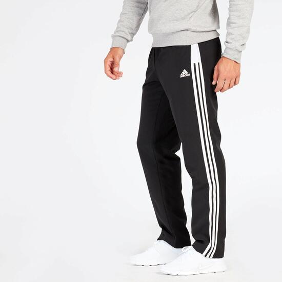 Adidas Pantalón Hombre Sprinter Chándal Negro Microfibra rS8UtfS