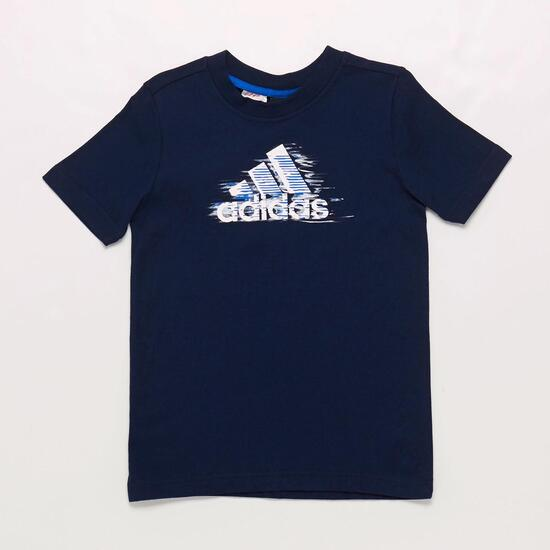 Camiseta adidas Marino Niño (10 16)