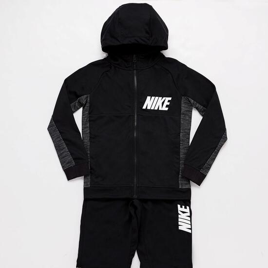 Nike Niño Negro 16 Capucha Chándal 10 Sprinter 6nxzzW 206a24a8788a