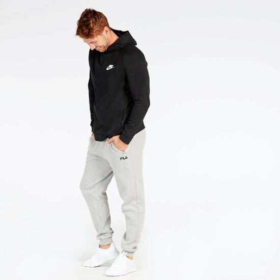 Sudadera Capucha Nike Negra