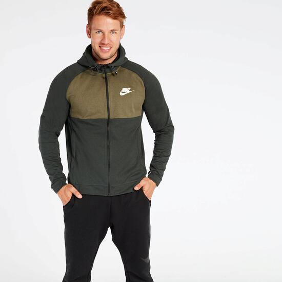 Sudadera Nike Verde