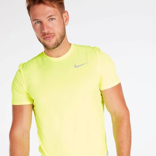 Camiseta Running Nike Breathe Rapid