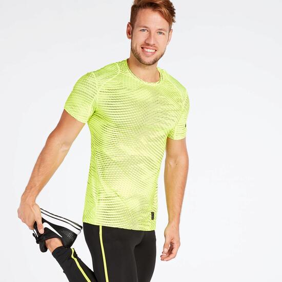 Camiseta Nike Running Verde