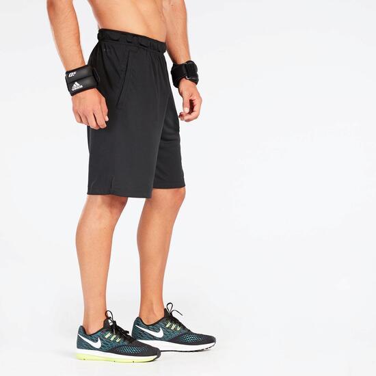 Pantalón Corto Running Nike Negro Hombre