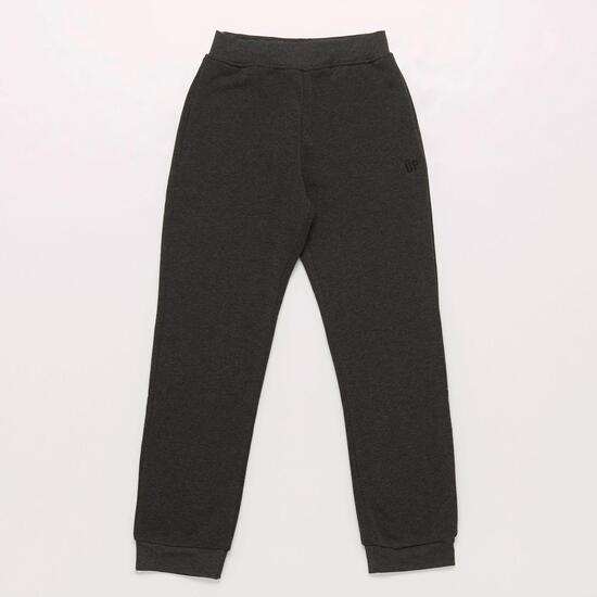 Pantalón Largo Gris Niña Up Basic