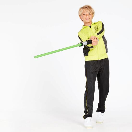 Chándal Star Wars Pistacho Niño (10-16)