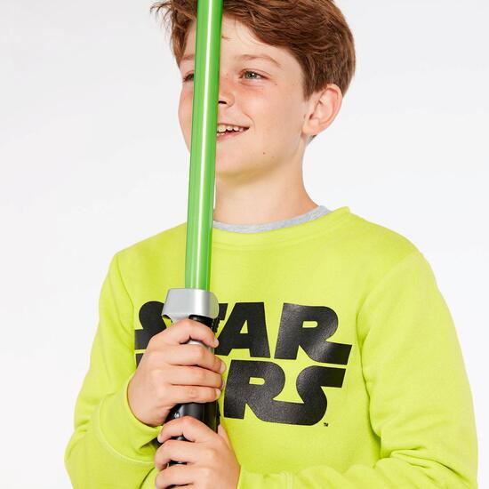 Chándal Star Wars Pistacho Gris Niño (10-16)