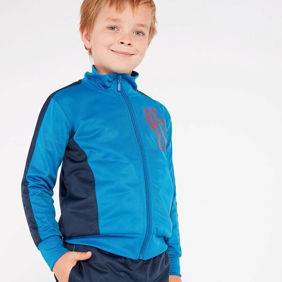 Chandal Capitán América Azul Niño (2-8)