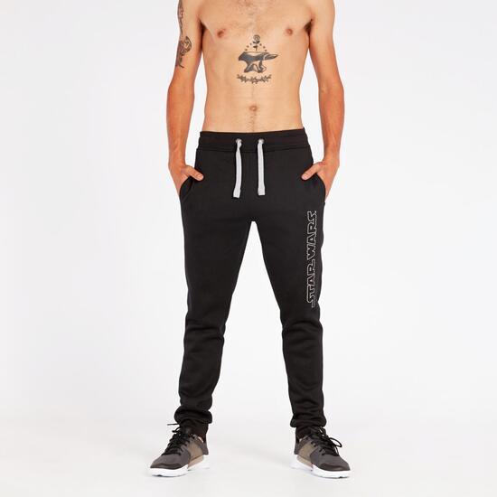 Pantalón Jogger Star Wars Negro Hombre