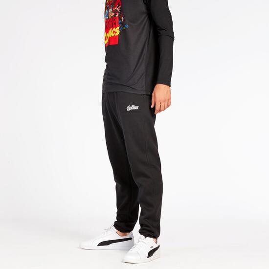 Pantalón Marvel Negro Hombre