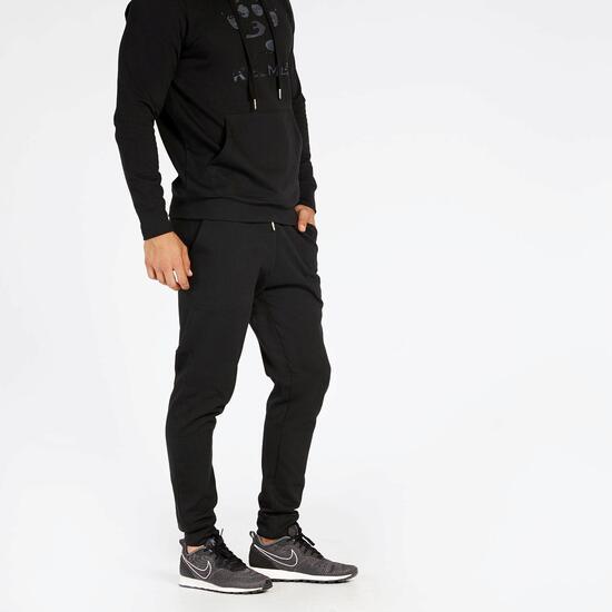Pantalón Jogger Negro Kelme