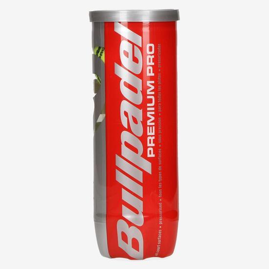 Bolas Pádel Bullpadel Premium Pro