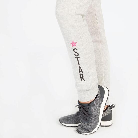 Pantalón Jogger Gris Up Basic