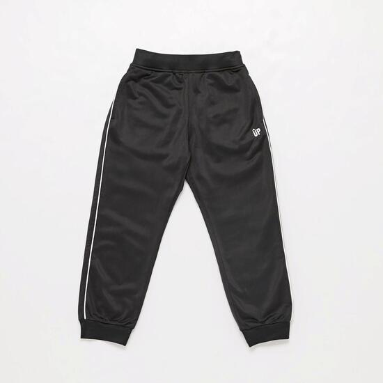 Pantalón Chándal Negro Niña Up Basic