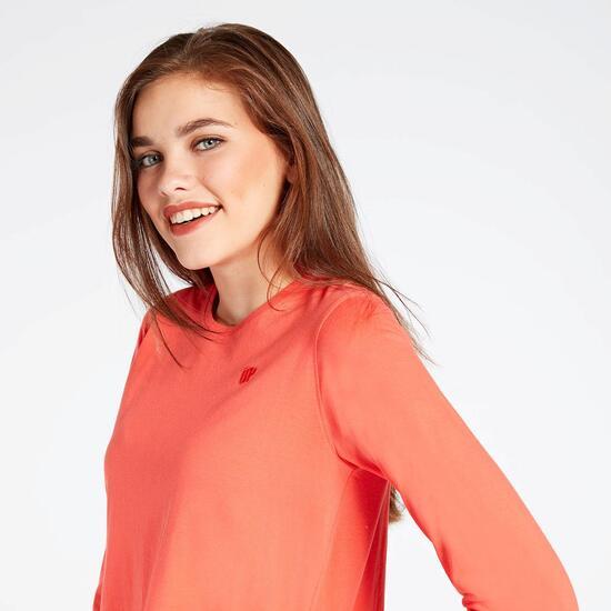 Camiseta Roja Up Basic