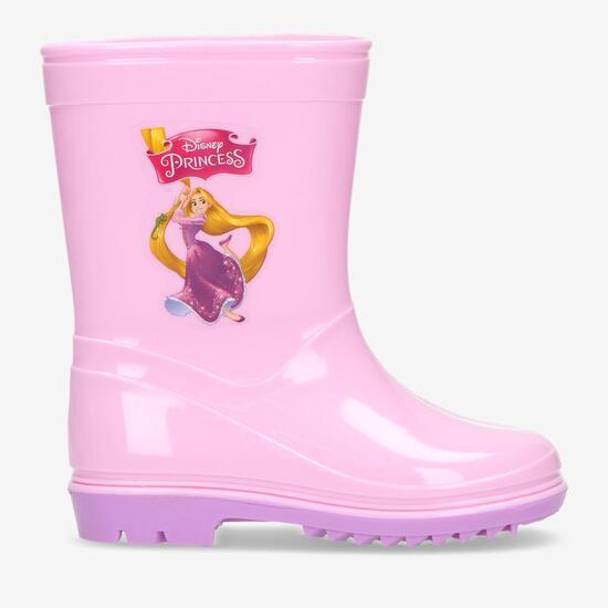 Botas Agua Rapunzel Niña (22-27)