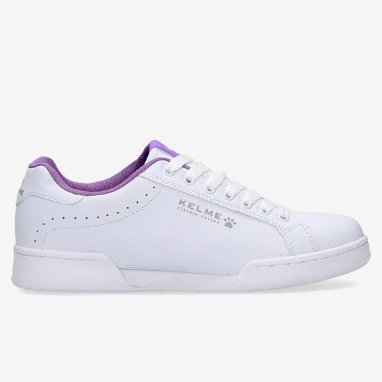 Zapatillas Kelme Blancas Mujer