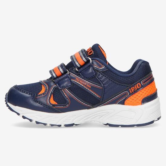 Zapatillas Running Velcros Niño Ipso (22-27)