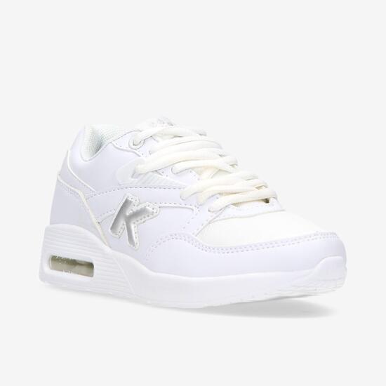 Zapatillas Kelme Blancas Niña (28-35)