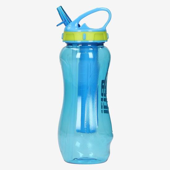 Botella Plástico Azul ílico 500ml