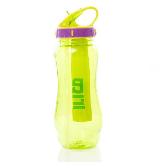 Botella Plástico Amarillo Ílico 500Ml