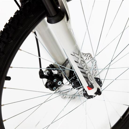 "Bicicleta Mitical Stork 26"" Gris"