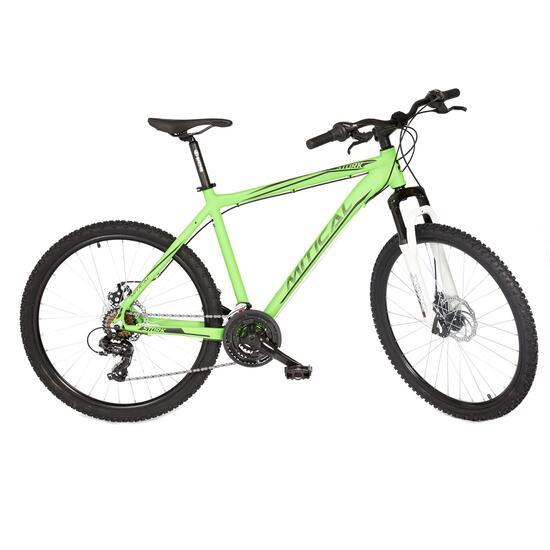 "Bicicleta Mititcal Stork 26"" Verde"