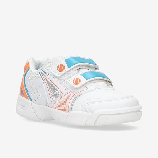 Zapatillas Tenis Blancas Niño Proton (22-27)